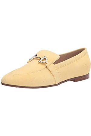 Cole Haan Damen Modern Classics Loafer Slipper, Golden Haze Eco Flora Wildleder/