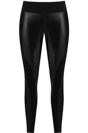 Lygia & Nanny Damen Leggings & Treggings - Leggings mit elastischem Bund