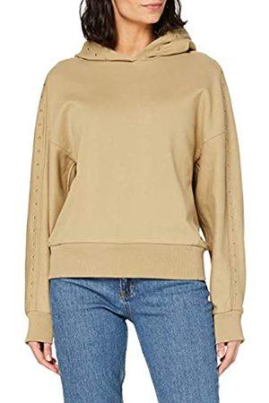 Scotch&Soda Maison Womens Oversize Hoodie mit Nieten Sweatshirt