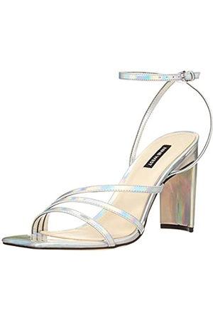 Nine West Damen Zelina3 Sandale mit Absatz