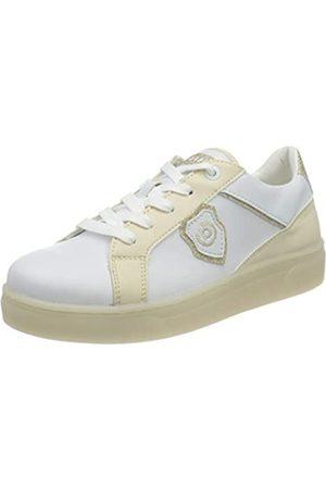 Bugatti Damen 431877135050 Sneaker, White/