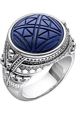 Thomas Sabo Thomas Sabo Herren-Ringe 925_Sterling_Silber mit '- Ringgröße 52 TR2204-534-1-52