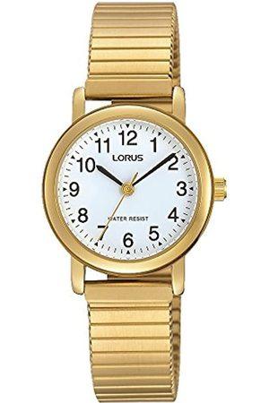 Lorus Klassik Damen-Uhr Edelstahl mit Metallband RRS78VX9