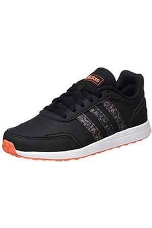 adidas Adidas VS Switch 3 Sneaker, Core Black/Grey/True Orange