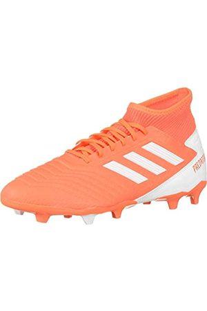 adidas Adidas Unisex-Erwachsene Predator Firm Ground Raubtier 19.3 Fester Boden, Hi-Res Coral/White/Glow Pink