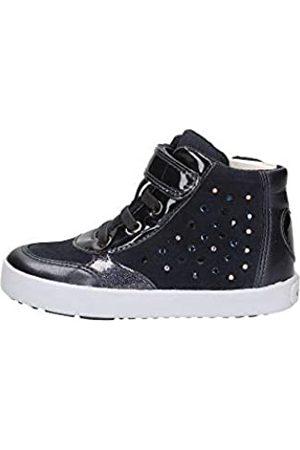Geox Geox Jungen Mädchen B Kilwi Girl B Sneaker, Blau (Navy C4002)