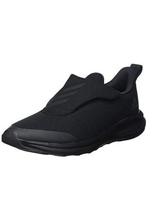 adidas Adidas Unisex Fortarun AC Running Shoe, Core Black/Core Black/Solid Grey