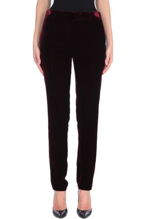 Saint Laurent Damen Slim - HOSEN - Hosen - on YOOX.com