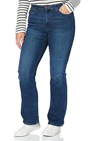 Wrangler Womens Flare Jeans