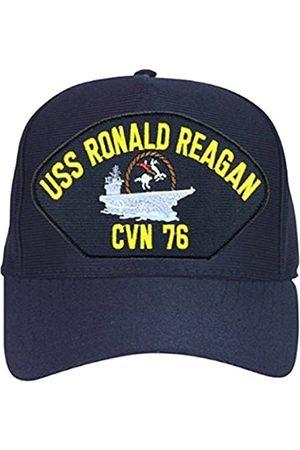 Eagle Crest USS Ronald Reagan CVN-76 mit Cowboy Ball Cap Hut