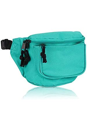 DALIX DALIX 3 Pocket Fanny Pack Money Pouch Concealer Runners Bag Waist Belt in