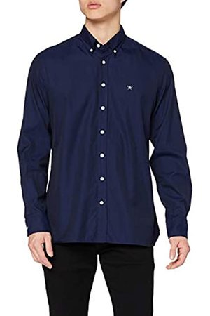 Hackett Hackett Herren Shirt Continuity Wsh/Oxford