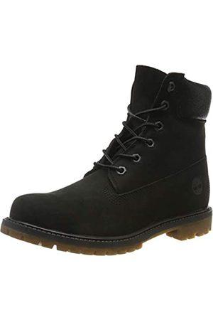 Timberland Damen 6 In Premium Boot W A1K38 Sneaker, Mehrfarbig (Black 001)