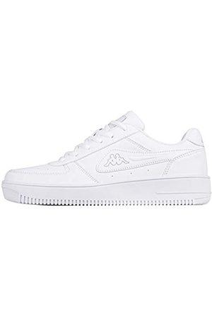 Kappa Unisex-Erwachsene Bash Sneaker, (White/L´grey 1014)