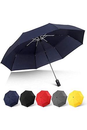 Kosycosy Kosycosy Kompakter Reise-Regenschirm, winddicht, automatisch, faltbar
