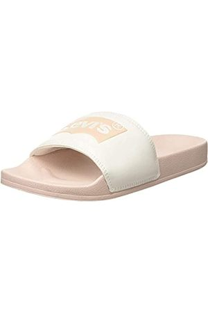 Levi's Levis Footwear and Accessories Damen June Batwing S Zehentrenner, Pink (Light Pink 81)