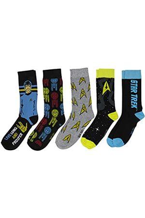 Hypnotic Hats Star Trek The Original Series Spock Crew Socken 5 Paar