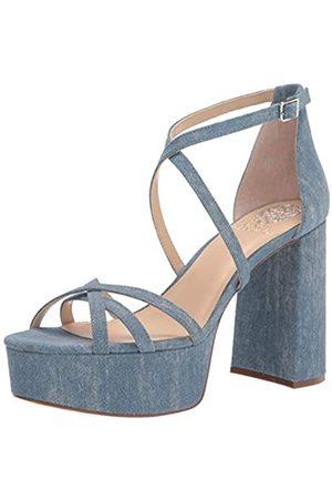 Vince Camuto Damen Garnitta Platform Sandalen mit Absatz