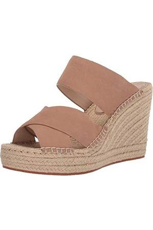 Kenneth Cole New York Kenneth Cole New York Damen Espadrille, Keilabsatzale, Beige (Sand)
