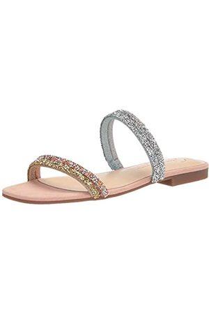 Jessica Simpson Damen Raexe2 Flat Sandalen zum Reinschlüpfen