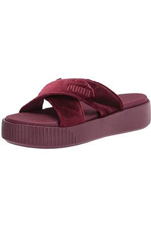 PUMA PUMA Damen Platform Slide Sandalen zum Reinschlüpfen