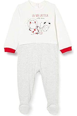 chicco Chicco Unisex Baby Tutina Con apertura sul patello Overall mit Öffnung an der Klappe