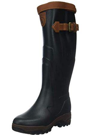 Aigle Rubber Boots Unisex Parcour 2 Trophee Gummistiefel (Bronze) 37 EU