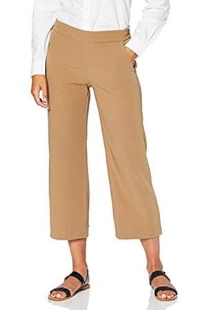 Mac Damen Chiara Cropped Bootcut Jeans