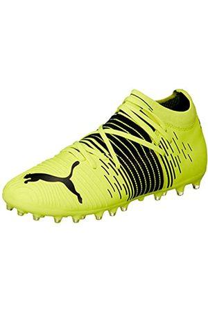 PUMA Puma Future Z 3.1 MG JR Fußballschuh, Yellow Alert Black White