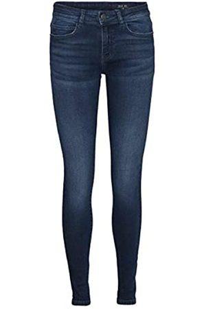 Noisy May Damen NMLUCY NW Skinny Jeans AZ115DB BG NOOS Hose