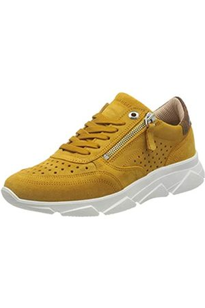 Salamander Damen MALVI Sneaker, Yellow,Snake