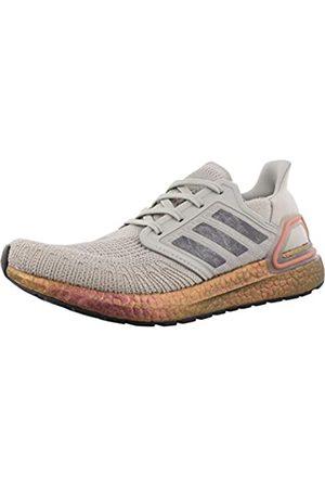 adidas Adidas Herren Ultraboost 20 Turnschuh, Metall grau/grau/signalkoralle