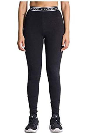 Gianni Kavanagh Damen Leggings & Treggings - Damen Black Core Leggings Trainingsanzug