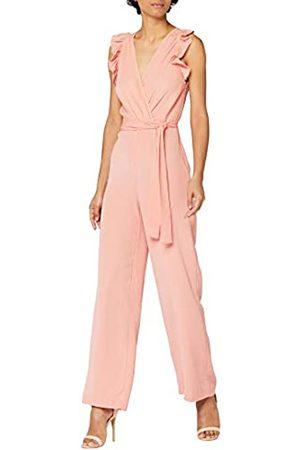 TRUTH & FABLE Damen Jumpsuits - Amazon-Marke: Damen Jumpsuit, 34