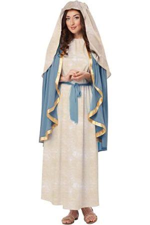 California Costumes California Costumes Damen Die Jungfrau Maria Erwachsene - - Medium