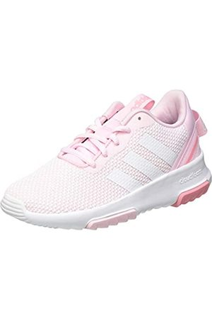 adidas Adidas Racer TR 2.0 Sneaker, Clear Pink/Cloud White/Super Pop