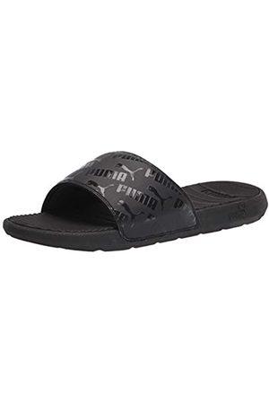 PUMA PUMA Men's 37534301 Slide Sandal, Black