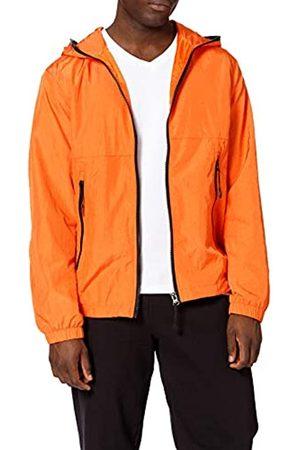 Urban classics Herren Westen - Urban Classics Herren Full Zip Nylon Crepe Jacket Jacke