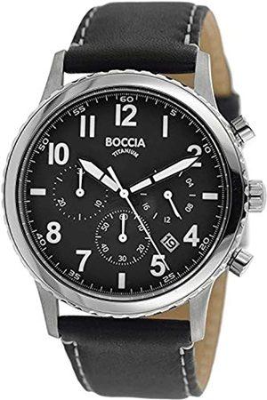 Boccia Klassische Uhr 3745-01