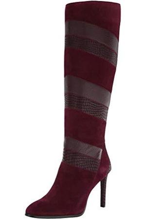Vince Camuto Women's SARAALAN Fashion Boot, Elderberry/W