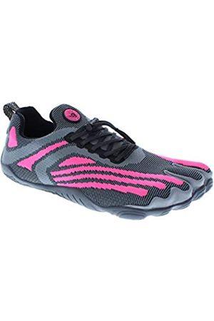 Body Glove Body Glove Damen 3T Barefoot Requiem Wasserschuh, Dark Shadow/Neon Pink