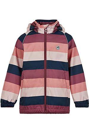 Minymo MINYMO Girls Softshell Stripe Shell Jacket