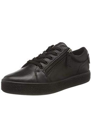 Geox Geox Damen D LEELU' D Sneaker, Black