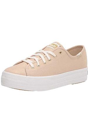 Keds Damen Triple Kick METALLIC TBD Sneaker