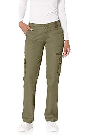 Dickies Damen Cargo-Hose mit geradem Bein - - 42