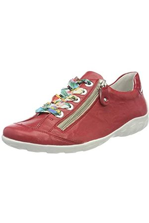 Remonte Damen R3435 Sneaker, Flamme/Flamme / 33
