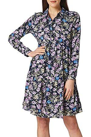JDY Damen PIPER L/S Shirt Dress WVN NOOS Kleid