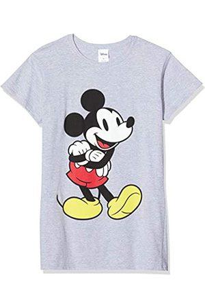 Disney Disney Damen Mouse Classic Mickey T-Shirt