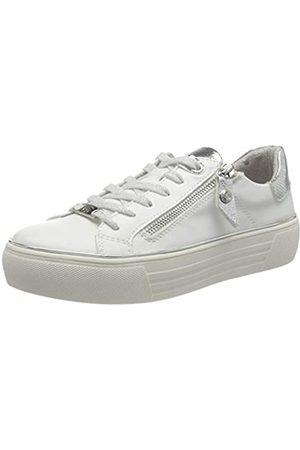 Dockers Damen 42BM234-610591 Sneaker, Weiss/