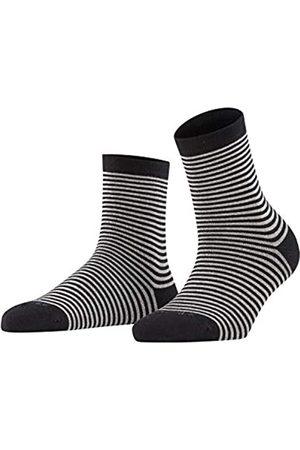 Burlington Damen Socken Ladywell Ringlet - Baumwollmischung, 1 Paar